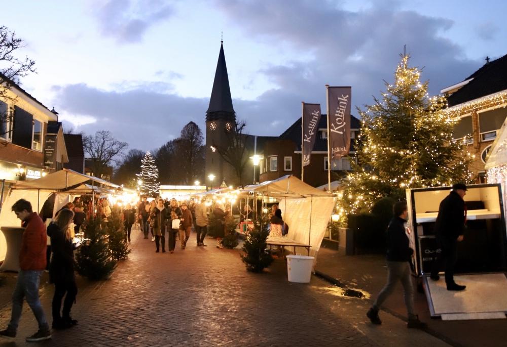 Kerstmarkt Geesteren wederom een groot succes!